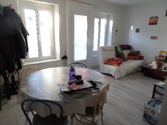 location maison de ville CHOLET 2 pieces, 44m